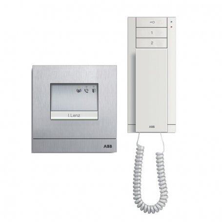 Domofony - zestaw audio 1-rodzinny (M20001)